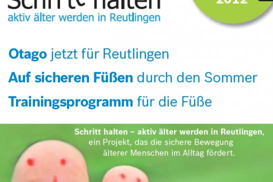 Exercise program for your feet (German)