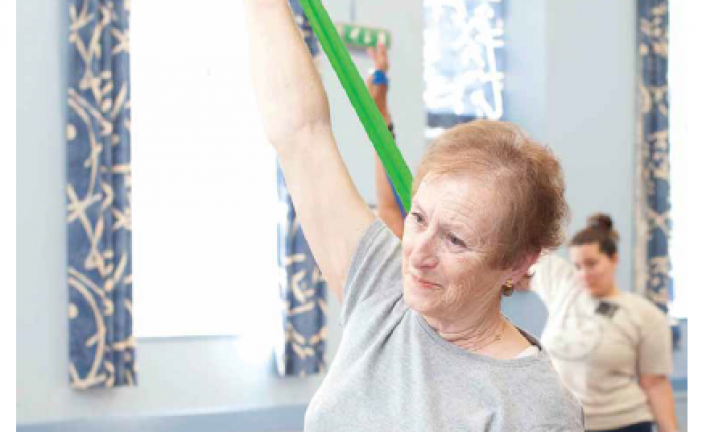 Expert Series on Exercise Programmes for Falls Prevention – Professionals (English)