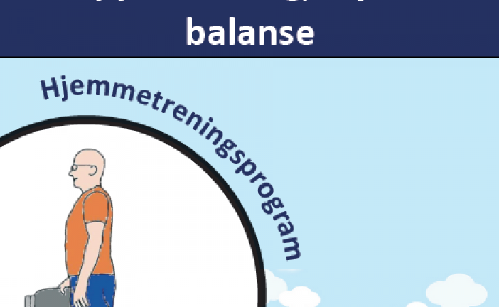 Strength and Balance Home Exercise Booklet for Older People (Norwegian)