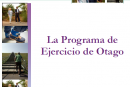 Otago Home Exercise Programme leaflet – from CDC (Spanish)