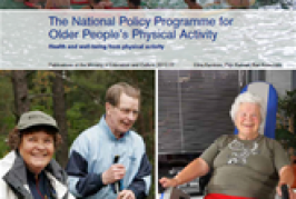 National Policy Program on Strength and Balance Training in Finland (English translation)