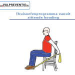 Chair Based Home Exercise Programme for Older People (Dutch for Flemish Speakers)