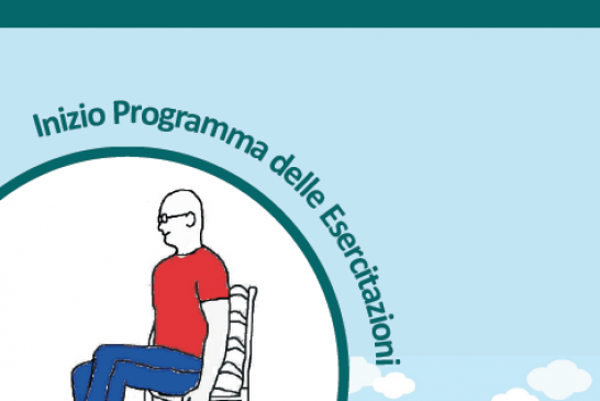 Chair Based Home Exercise Programme for Older People (Italian)