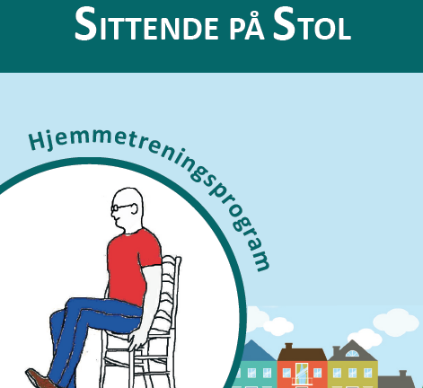Chair Based Home Exercise Programme for Older People (Norwegian)