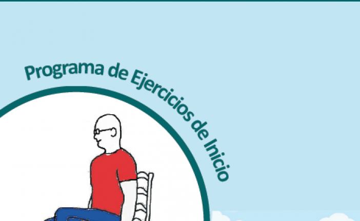 Chair Based Home Exercise Programme for Older People (Spanish)