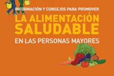 Información y consejos para promover la alimentación saludable entre las personas mayores (Spanish)