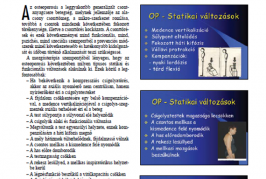 Exercise in fall prevention of patients with osteoporosis (Hungarian)