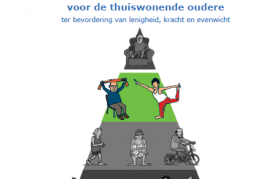 Otago Home Exercise Programme Booklet for Older People (Dutch for Flemish Speakers)