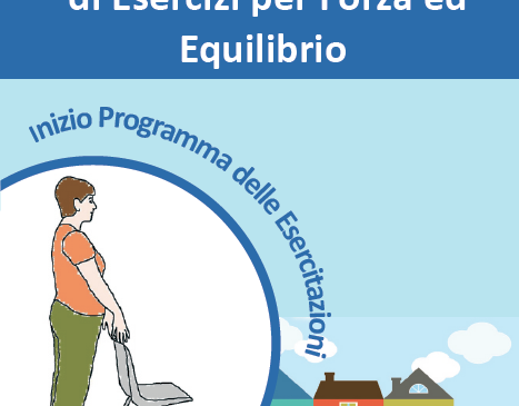Otago Home Exercise Programme Booklet for Older People (Italian)