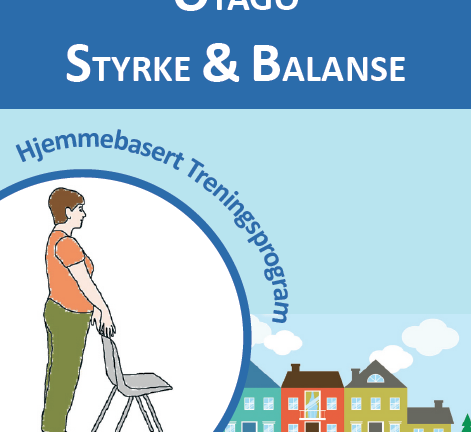 Otago Home Exercise Programme Booklet for Older People (Norwegian)