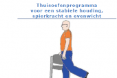Strength and Balance Home Exercise Booklet for Older People (Dutch for Flemish Speakers)