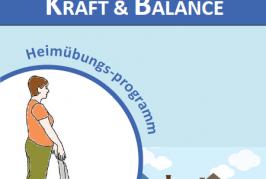 Otago Home Exercise Programme Booklet for Older People (German)