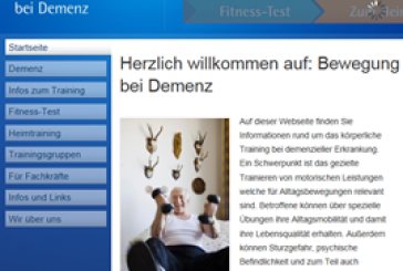 Falls Prevention Exercise Program based on Test Results (German)