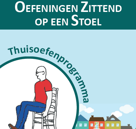 Chair Based Home Exercise Programme for Older People (Dutch)