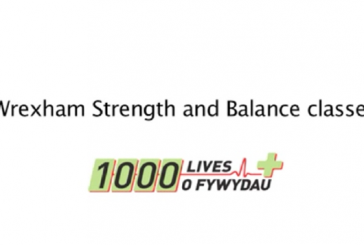 VIDEO: Wrexham strength and balance classes