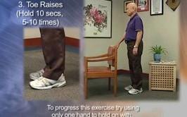 Exercises: online Strengthening video (English)