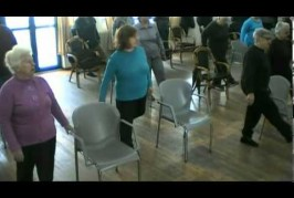 Online Video: Falls prevention class (Greek)