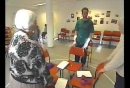 Online Video: Falls Prevention in a Geriatric Rehabilitation Centre in Germany