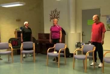 Video – exercise group for seniors (norwegian)