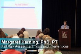 Webinar: Fall Risk Assessment Tools and Interventions