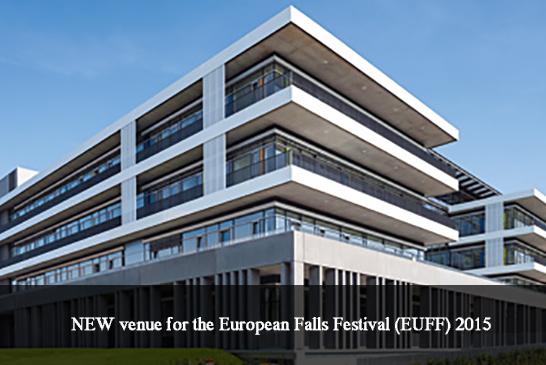 NEW venue for the European Falls Festival (EUFF) 2015