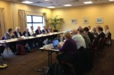 ESA on Falls Stakeholder Meeting, Glasgow, UK 20.11.2014