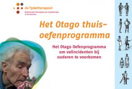 Otago Home Exercise Programme Booklet for Older People (Flemish)