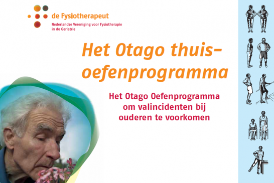 Otago Home Exercise Programme Booklet for Older People (Flemish)