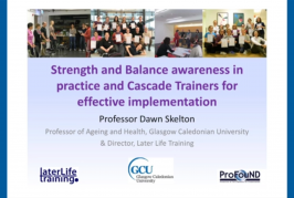 EUPHA/ProFouND Seminar Presentations-Dawn Skelton