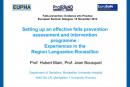 EUPHA/ProFouND Seminar Presentations-Hubert Blain & Jean Bousquet