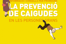 Fall prevention booklet (Catalan)