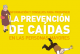 Fall prevention booklet (spanish)