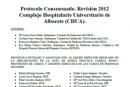 Protocolo: Recomendaciones para la prevención de caídas en pacientes hospitalizados (Complejo Hospitalario Universitario de Albacete, Spanish)