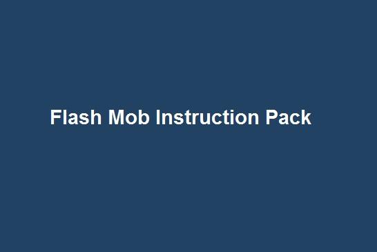 ProFouND Campaign 2015 Flashmob Guidelines