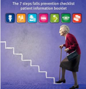TUMBLES falls prevention booklet