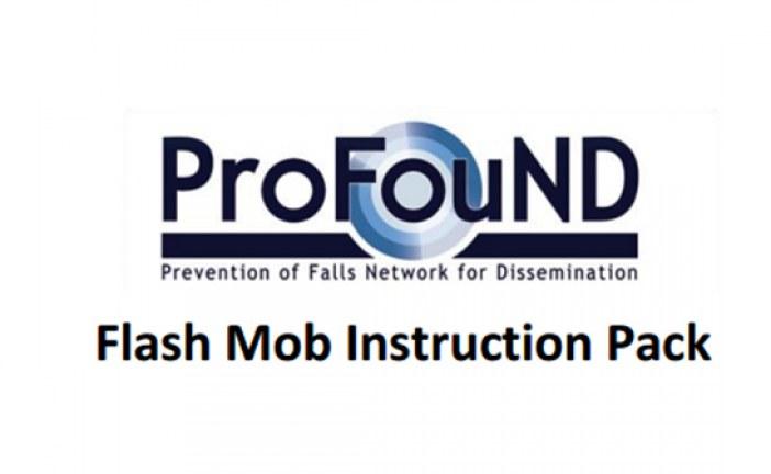 Flash mob Instruction Pack
