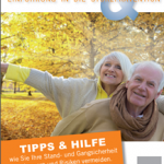 "Brochure ""Introduction to falls prevention"" (German)"