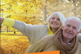 """Brochure """"Introduction to falls prevention"""" (German)"""