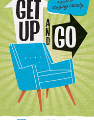 Get Up and Go – A guide to staying steady (English)