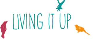 living it up logo
