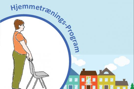 Otago Home Exercise Programme Booklet for Older People (Danish)