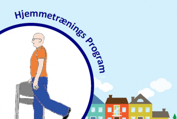 Strength and Balance Home Exercise Booklet for Older People (Danish)