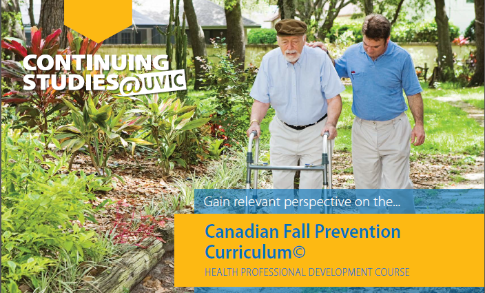 Canadian Fall Prevention Curriculum 2017 E-Learning Course