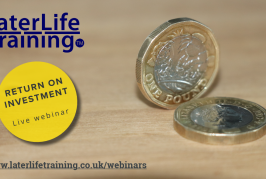 Later Life Training Webinar